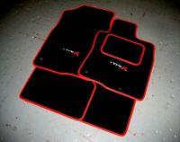 Honda Civic Type R FK2 / FK8 Car Mats + Type R Logos (x2) - Colour Choice!