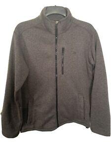 Timberland Grey Fleece - Mens Medium