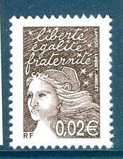TIMBRE N° 3444 NEUF XX - MARIANNE DE LUQUET - 0.02 €