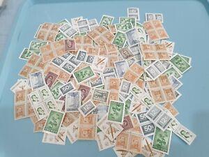 Argentina republic stamps Blocks & Pairs & single full gum bulk lot 2