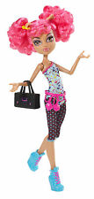 Monster High Howleen Wolf DANCE CLASS Sammlerpuppe SELTEN Y0431