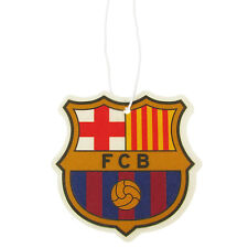 Barcelona Football Club Single Car Air Freshener Freshner Official FCB Spain
