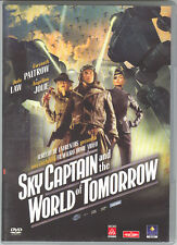 SKY CAPTAIN AND THE WORLD OF TOMORROW  - DVD (USATO EX RENTAL)