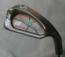 Ping iSi BECU Copper Beryllium 5 Iron Orig Z-Z65 Steel Shaft Green Lie Angle