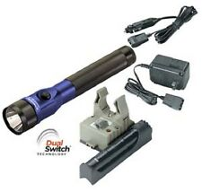 Streamlight 75617 Blue LED DS Piggyback Stinger AC/DC Kit