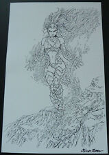 OLIVER NOME FATHOM / KIANI SDCC ASPEN #1 Signed by the Artist!  HTF
