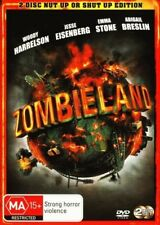 Zombieland (2 Disc Nut Up or Shut Up Edition) = New Region 4 DVD