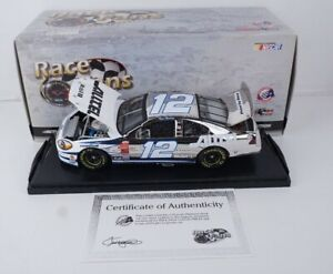 RARE 2002 Ryan Newman Alltel Rookie of the Year Platinum 1 of 624 Race fans 1/24