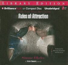 Rules of Attraction  Perfect Chemistry  2010 by Elkeles, Simone 16110 Ex-library