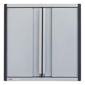 Rubbermaid FastTrack Garage Tool Cabinet Kit Rail Storage System New - (2001933)