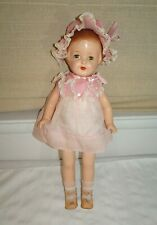 "1930s Arranbee Nancy 20"" Composition Doll  Beautiful Condition! Must See!"