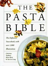 The Pasta Bible Illustrated Publication on Italian Pasta and Asian Noodles