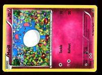 PROMO POKEMON MAC DO 2015 MCDONALD'S CARD HOLO N° 10/12 MARILL ....