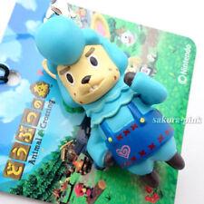 Cyrus Animal Crossing mini Figure Keychain Authentic Nintendo Japan