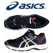 ASICS Gel-Quickwalk 3 Walking Sneakers Shoes Black Women's Sz 8 Q473N