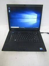 Dell Latitude E5500 Laptop Core 2 Duo P8700 2.53GHz 4GB RAM 160GB HDD Win 10 PRO