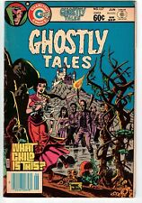 GHOSTLY TALES #167 1984 LOW PRINT RUN CHARLTON COPPER AGE NICE!