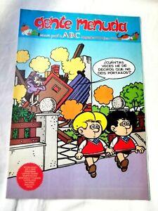 People Menial Comic 354ABC Zipi And Zape , Mortadelo Filemon, Tintin, Spiderman