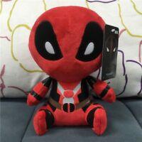 HOT 8'' FUNKO MOPEEZ Marvel Deadpool PLUSH DOLL ACTION FIGURE TOYS S140