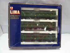 More details for lima golden series oo gauge model train coaches c5