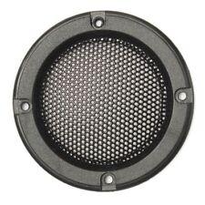 Cars Audio Speaker Cover Horns Protector Tweeter Circle Mesh Grille Trim 66mm