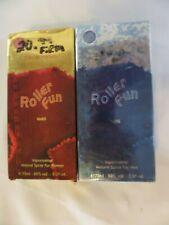 2 Roller Fun for Men & Women By Monica Klink 2.5oz / 75ml EDP Spray Rare Lot