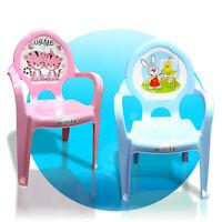 Kinderstuhl Kinder Stuhl Kindermöbel Garten Camping Stuhl Kunststoff stapelbar