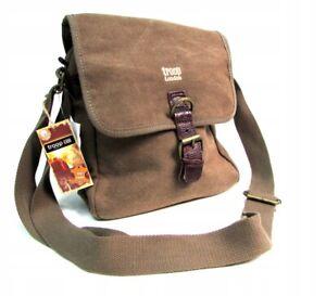 Canvas Troop London UK Classic Umhängetasche Taschen Handtasche Schräghän Damen