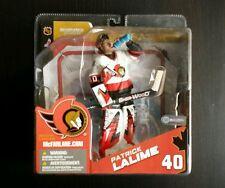 McFarlane NHL Series 8 PATRICK LALIME Ottawa Senators Figure Statue