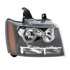 NEW for 07-14 Tahoe Right Side Composite Halogen Head Light Lamp Assembly CAPA