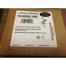 AMERICAN STANDARD T018502.295 EDGEMERE BATH/SHOWER TRIM KIT, 2.5 GPM