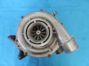GMC Chevrolet Duramax LBZ 6.6L Garrett Genuine OEM Turbo Turbocharger