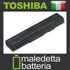 Batteria 10.8-11.1V 5200mAh per Toshiba Tecra A11-19M