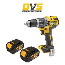 DeWalt DCD796N 18v XR Cordless Brushless Combi Drill w/ 2 x 4Ah DCB182 Batteries