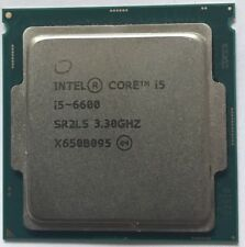 Intel Core i5 6600 Processor CPU 3.3 GHz LGA1151