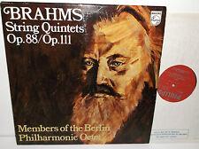 6500 177 Brahms String Quintets Berlin Philharmonic Octet