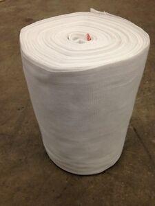 1 Rolle 50 Meter  Putztücher Putztuchrolle Putzpapier Putztuch 100%Baumwolle
