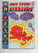 Hot Stuff, Sizzlers #4 1961 1st Print VF- 7.5 GIANT 84 PAGES! Stumbo Harvey
