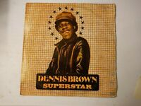 Dennis Brown – Superstar Vinyl LP 1976