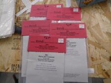 DIGITRAX HO SCALE  5 PACKS OF TD1