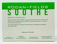 Rodan and + Fields Soothe 4 Piece Travel Size Regimen TSA Approved - NEW