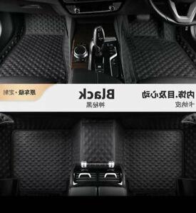 For Mazda-3-6-CX3-CX5-CX7-CX8-CX9-MX5 Car Floor Mats-Right-hand drive