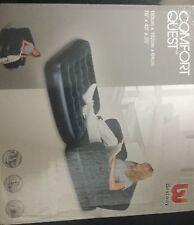Bestway AIR 67277 – Sitzbank Platz, 192 x 102 x 64 cm; Sessel Mit Fußteil