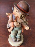 """Hummel Large 11"""" Little Fiddler  2/ II  Full Bee Germany"""