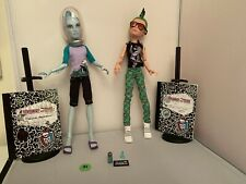 Monster High Pack Manster-gillington' & Deuce Gorgon Gil 'Webber
