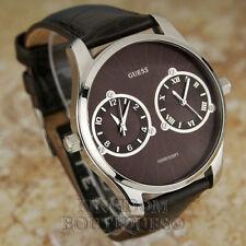 Relojes de pulsera Classic de cuero para hombre