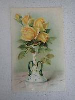 Vintage Postcard, Roses in Varse. Printed in Germany (45)