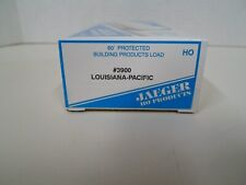 Jaeger HO products  Louisiana-Pacific protected products load