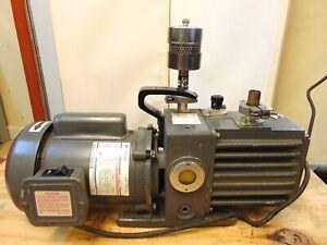 Fisher Scientific Maxima D4A Vacuum Pump 13HP 115/200-230V  1725/1425 RPM S4846