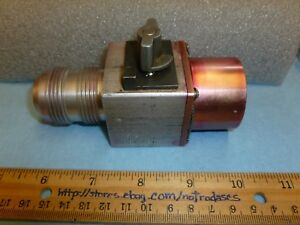 475C-73N AUTO-VALVE Co. (The BIG Drain Valve) NSN-4820-863-1119 Boeing Aviation